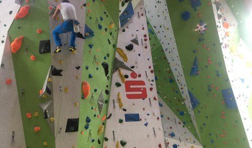 Artikelbild zu Artikel Imagefilm Kletterzentrum Gießen