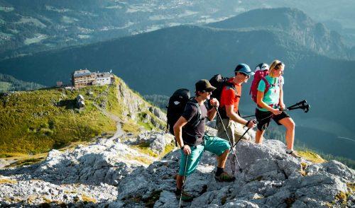 Artikelbild zu Artikel Einführung in das alpine Wandern