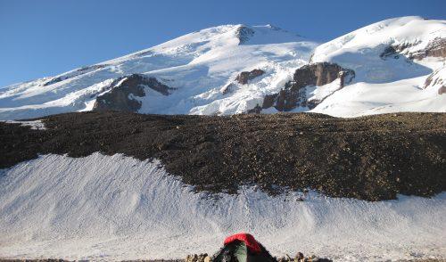 Artikelbild zu Artikel Letzter Vortrag der Winterreihe: Bergsteigen auf dem Elbrus
