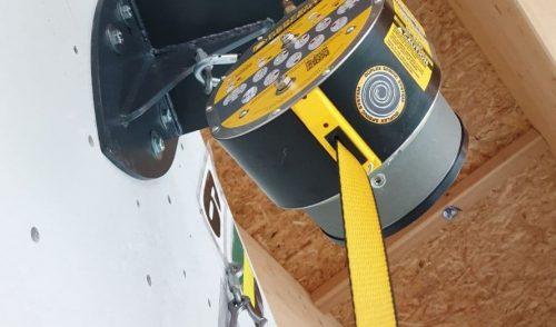 Artikelbild zu Artikel Autobelays eingebaut: Klettern jetzt auch ohne Seilpartner möglich