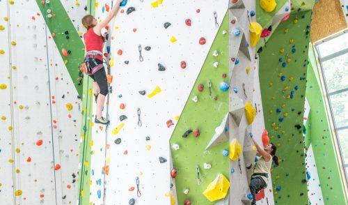 Artikelbild zu Artikel Endlich: Unsere Kletterhalle ist ab 15. Mai wieder geöffnet