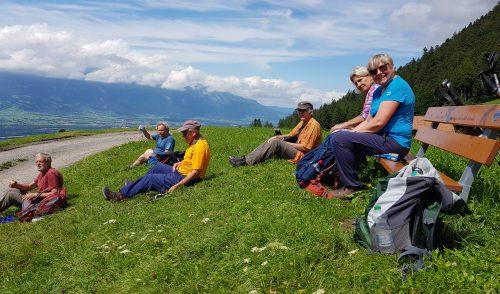 Artikelbild zu Artikel Wanderung auf  dem neuen Liechtenstein-Panoramaweg