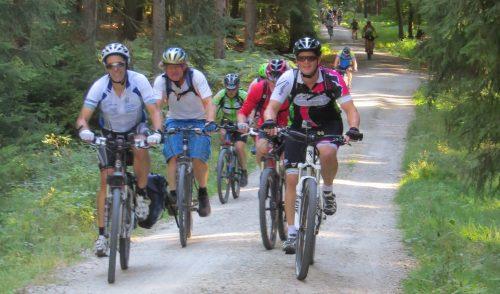 Artikelbild zu Artikel Ab 24. November: Monatlicher Treff für Mountainbiker