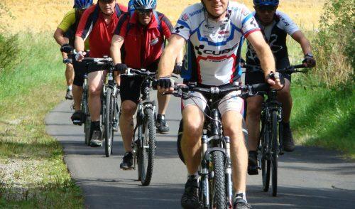 Artikelbild zu Artikel Am 8./9. August: Mountainbiken im Spessart