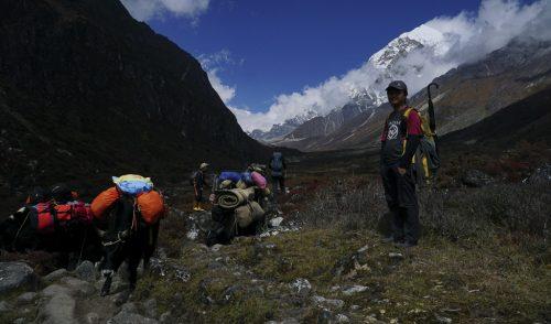 Artikelbild zu Artikel Neue Vortragsreihe beginnt mit indischem Himalaya