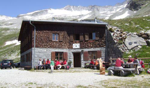 Artikelbild zu Artikel Ab 1. Juli: Servicekraft für Gießener Hütte gesucht