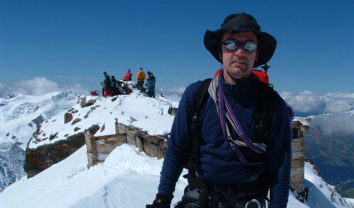 Artikelbild zu Artikel Vortrag am 16. Januar: Hochtouren und alpine Ausbildung